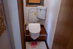 海星1 共同トイレ