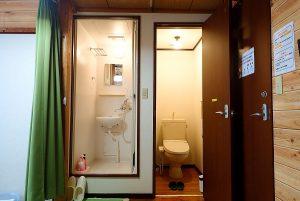 海星1 シャワー&トイレ2