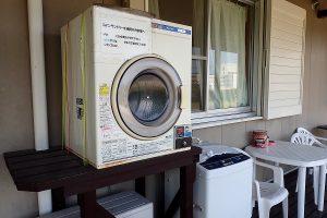 海星Ⅱ 共同乾燥機・洗濯機
