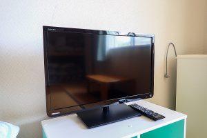 海星Ⅱ 部屋付テレビ